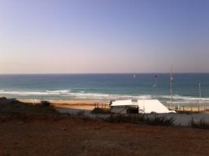 herzlia beach